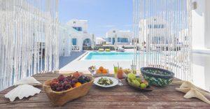 Kalestesia Suites - Pool Bar With Tasty Snacks