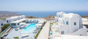 Kalestesia Suites - Panoramic view of Santorini