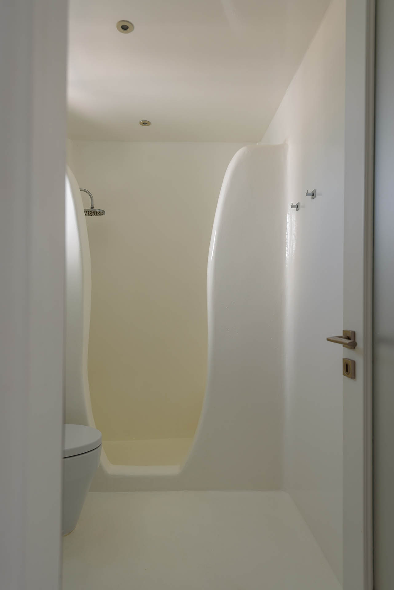 Kalestesia Suites - Bathroom with shower