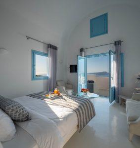 Kalestesia Suites - Elite Suite spacious bedroom