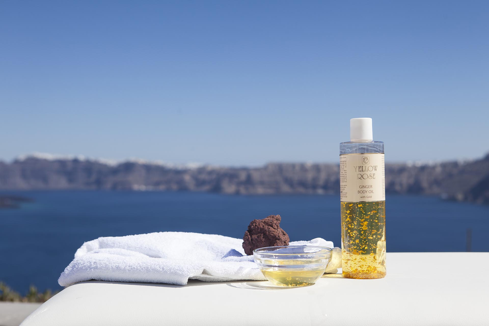 Kalestesia Suites - Essential oils for spa treatments