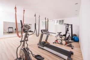 Kalestesia suites -GYM